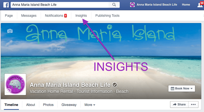 Facebook for Vacation Rentals