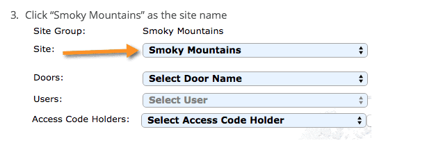 Smoky Mountain Property Management Process