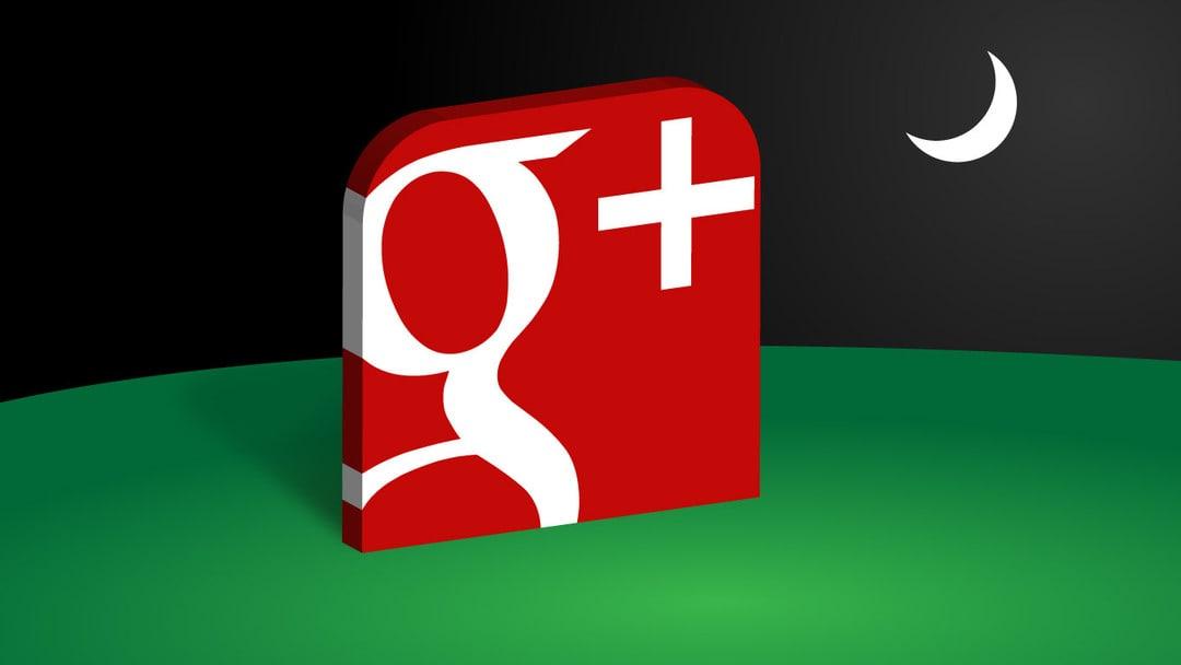 Image Source: TechCrunch, Google+ Is The Walking Dead