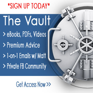 Matt Landau Vacation Rental Vault!